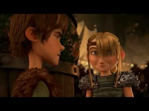 How To Train Your Dragon: Astrid/Hiccup Tribute