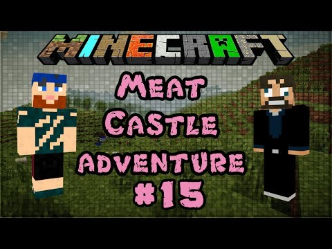 Modded Minecraft 1.6.4 | Meat Castle Adventure | #15 Ssundee Wants The Bacon