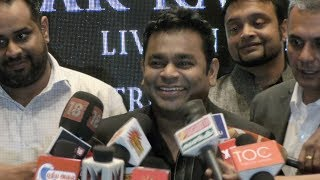 AR.Rahman comments on Rajinikanth