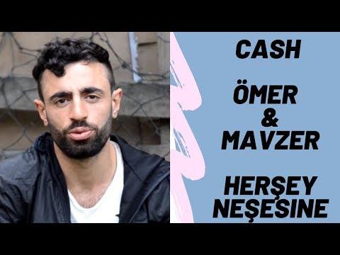Cash Ömer & Mavzer - Herşey Neşesine - 2016 (100 BİN ABONEYE ÖZEL PARÇA )