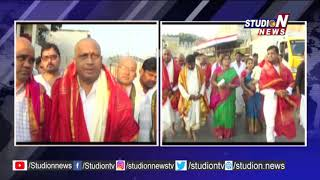 Telangana is Roll Model for the Country says Badugula Lingaiah Yadav | Tirumala