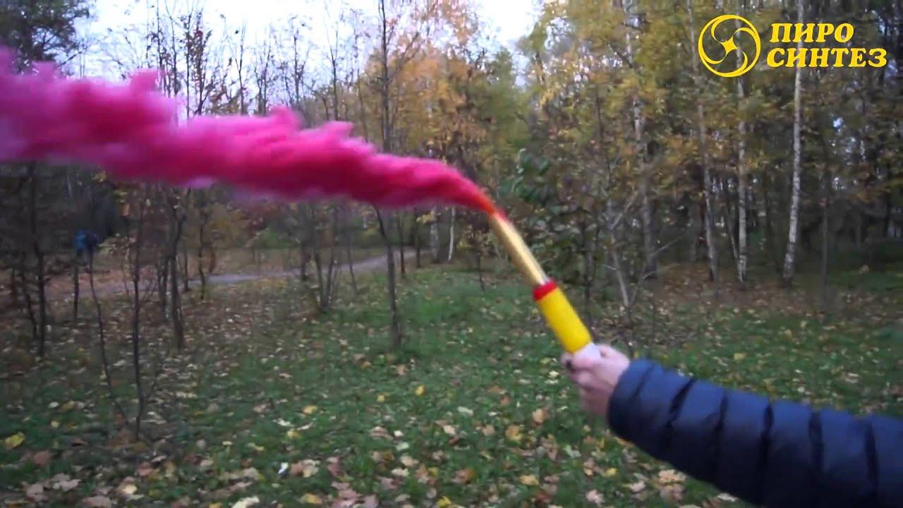 Как сделать дымовую шашку или дымовуху 47