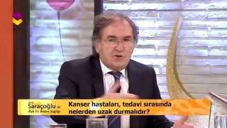 Radyoterapi ve Kemoterapi Sonrası Kereviz ve Ispanak Kürü - TRT DİYANET