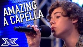 Download Lagu AMAZING A Capella Singers On The X Factor!   X Factor Global Gratis STAFABAND