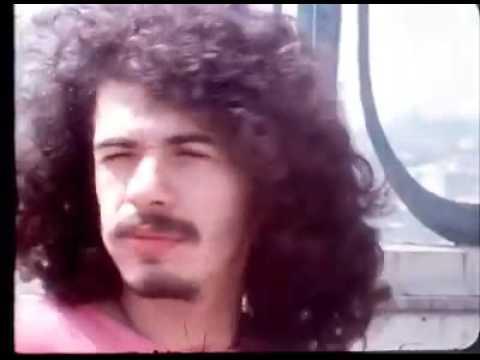 Carlos Santana Best interview ever 1971
