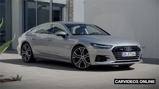 2019 Audi A7 Overview