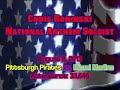 Chris Bohinski (@BohTheSmileGuy) Pittsburgh Pirates MLB National Anthem