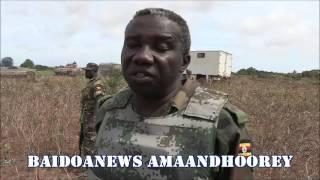 QABASHADII KURTUN WAAREY EE CIIDANKA SOMALIA IYO AMISOM