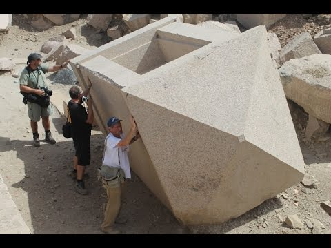 Lost Ancient High Technology At Elephantine Island In Egypt