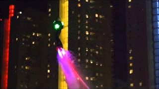 ** Mainport Hotel Rotterdam ** FLYBOARD Night show ** FLYBOARDTEAM.COM