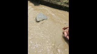 Floating Stone In Water Weight 40 kg Miracle