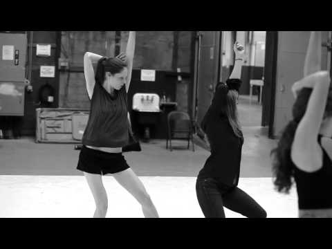 Behind The Scenes: Coco Rocha Dances (Again!) in WHBM s Fall TV Spot!