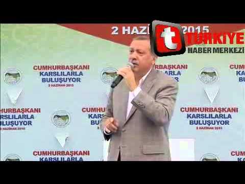 Erdoğan: Bu vatan üzerinde operasyon düşünenler karşılarında bizi bulurlar!