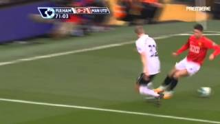 Cristiano Ronaldo Vs Fulham Away (English Commentary) - 07-08 By CrixRonnie