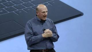 On-Demand Keynote - Microsoft Surface Event 2012 Part 4 of 4