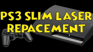 PS3 Slim Laser Replacement (CECH-2001A)