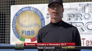 The Prolific Thrower 2016 - L'esperienza di Paolo Ceccaroli
