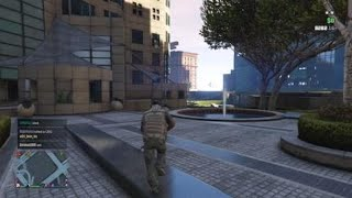 Grand Theft Auto V He thought he suicide