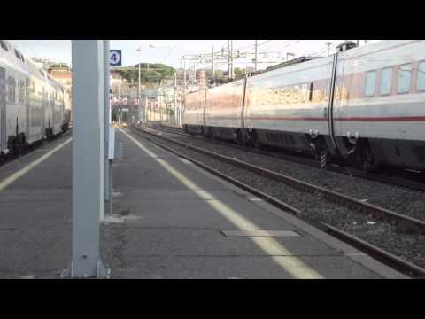 Il ritorno degli Eurostar.....