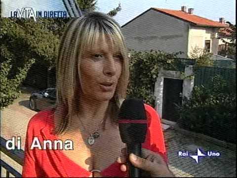 annalisa minetti e il matrimonio di anna oxa RARITA'