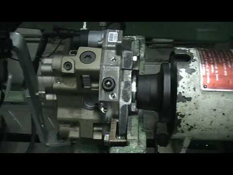 Common Rail Diesel Fuel Injector Test