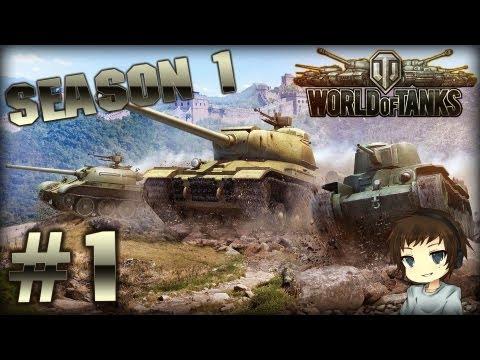 """Let's Play World of Tanks - Part 1 S.1 - Deutsch/German - M3 Lee der """"Wannabe"""" Panzerjäger"""