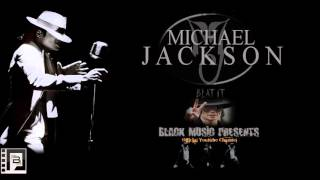 MİCHAEL JACKSON - BEAT IT / New Version ☆彡BLACK MUSİC