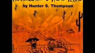 Hunter S. Thompson - A Savage Invitation from the Police
