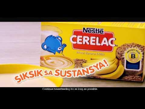 Nestle Philippines Tvc: Cerelac Cam video