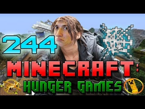 Minecraft: Hunger Games w Mitch Game 244 GO MAT GO