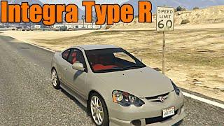 GTA 5 | Honda Integra Type R | Save Us From Rice!