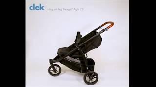 Peg Perego®, Agio Z3 & Clek Liing Infant Car Seat
