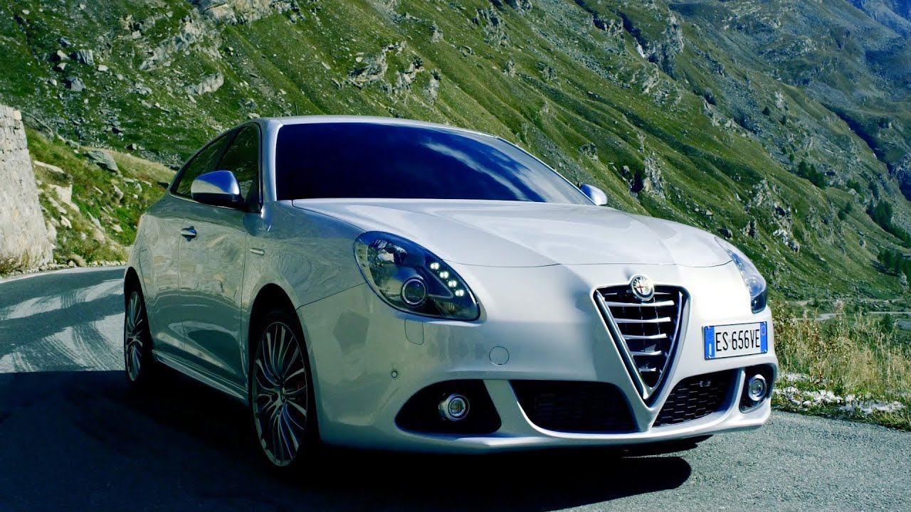 Official Alfa Romeo USA Site - Italian Sports Cars SUVs