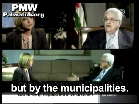 Palestinian Authority Chairman Abbas untruthful about his support for honoring terrorist Mughrabi