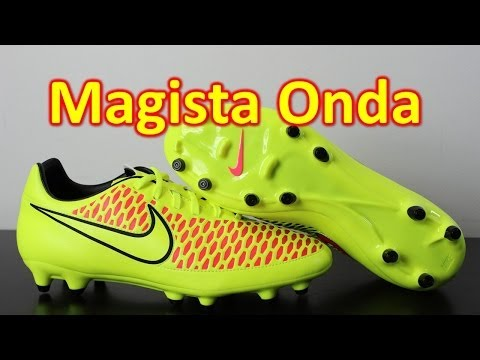Nike Magista Onda Volt/Hyper Punch - Unboxing + On Feet