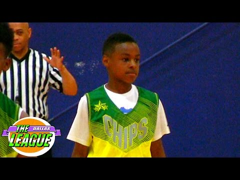 LeBron James Jr DROPS DIMES & Wins Championship at THE LEAGUE DALLAS/Hype Sports