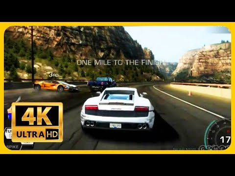 Need for Speed Hot Pursuit ( 2010 ) : Old Games in 4K 2018