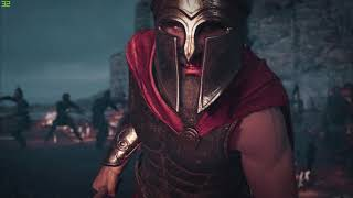Assassin's creed odyssey gameplay part 1 [GTX 1060 - Very High]