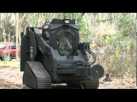 The Rook, an armored critical incident vehicle 2013