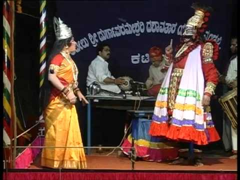 Subraya Holla--hiranyaksha Part6(nirdeshana--balipa Narayana Bhagavatharu) video