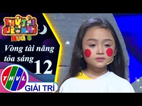 THVL   Thử tài siêu nhí Mùa 3 - Tập 12[1]: Kẻ Đào Mộ - Trần Gia Hân