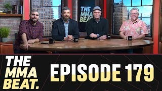 The MMA Beat: Episode 179