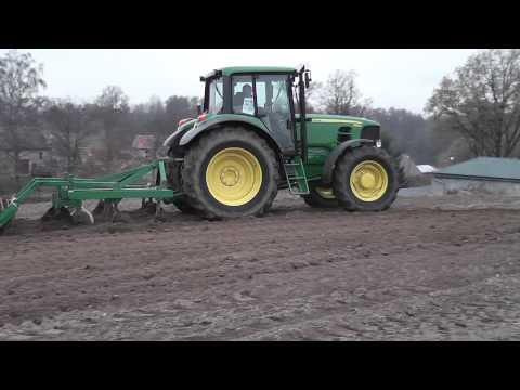 JOHN DEERE 6630 - test -  part 8