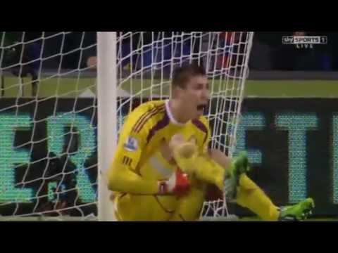 Own Goal - Goalkeeper Funny Reaction
