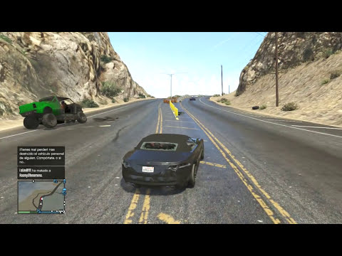 LA TROLL-VENGANZA DE ALEXBY - GTA Online con Willy y Vegetta