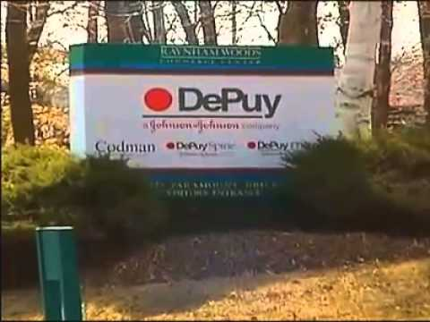DePuy Hip Implant Recall - Atty. Jamie Sheller on CBS 3 News Health