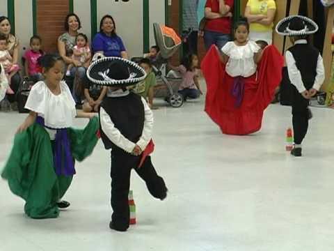 Mexico Cultural Dances - 2