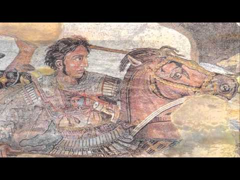 The Lost Song ♫ Alexander The Great ♫ Original Music By Dimitrios Kyriakopoulos video