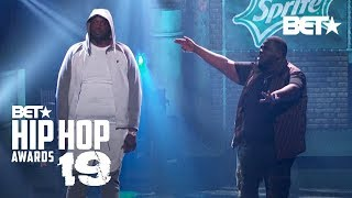 T-TOP Vs. Shotgun Suge In Epic Rap Battle To Win $25K! | Hip Hop Awards 2019