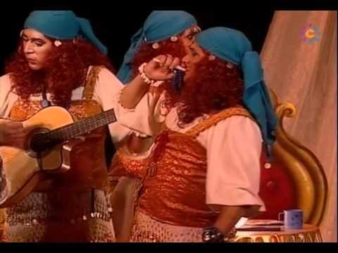 Chirigota - Las Pito-Risas \ Actuación Completa en SEMIFINAL \ Carnaval 2008